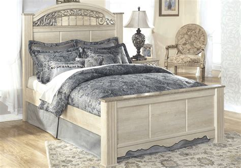 catalina bed catalina king poster bed evansville overstock warehouse