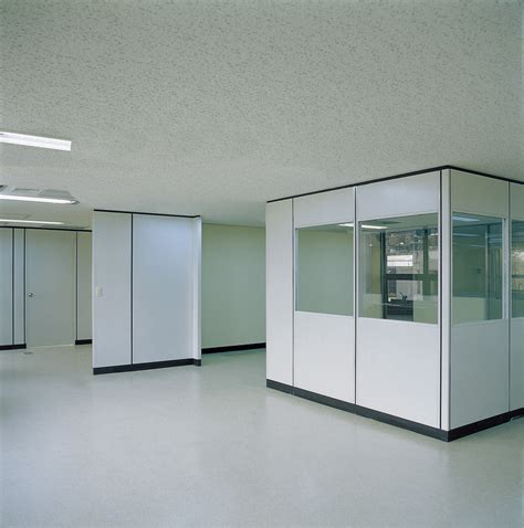 Wall Partition M W International Demountable Folding Office Wall