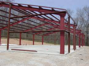 metal barn construction 3 advantages of constructing a pre engineered building