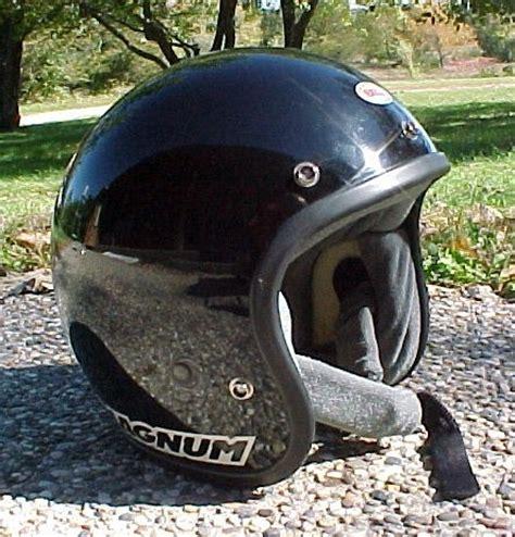 vtg bell magnum ltd motorcycle helmet