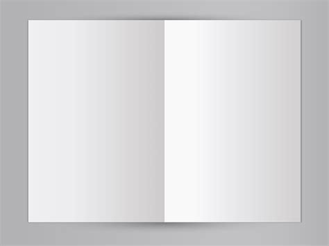 Free Blank Mock up Book PPT Backgrounds   Design, Grey