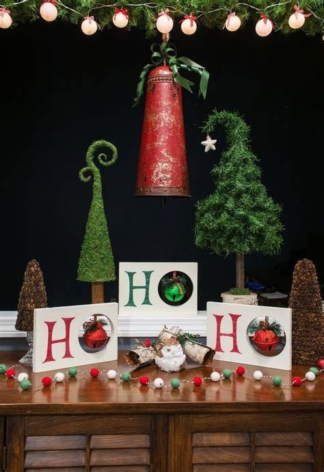 ho ho ho christmas decor hometalk