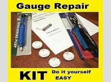 Purchase Gauge Instrument cluster REPAIR KIT rebuild x27 ... 2004 Avalanche Cluster Panel Repair
