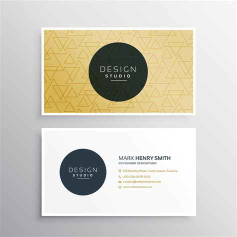 business card shapes templates business card template in minimal shape free