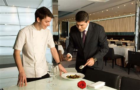 In Room Dining Manager In Dubai Ramsay Chef To Showcase Talents At Taste Of Dubai