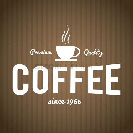 coffee shop signage design free brewed stock vectors stockunlimited