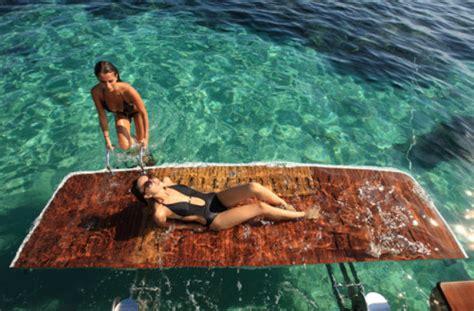 boat grill mount swim platform beneteau gran turismo 49 fly 2013 2013 reviews