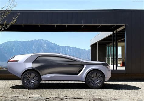 land rover sedan concept this driverless land rover concept car has a serious