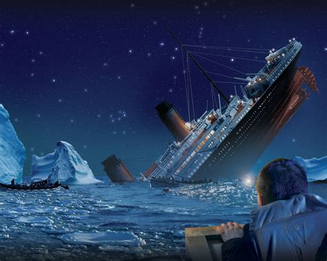 Titanic Sinking by Leadership Lessons From The Sinking Of The Titanic