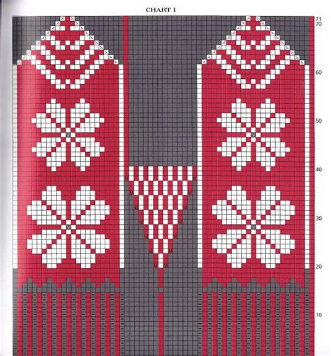 knitting patterns christmas motifs 108 best images about christmas knitting motifs on