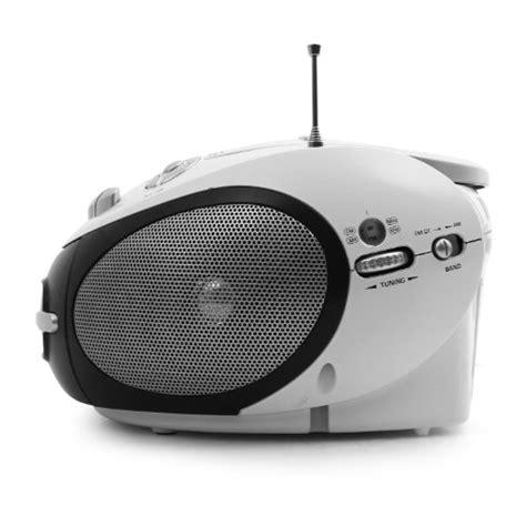lettore cd con ingresso usb majestic ah 1287wh boombox radio stereo portatile con