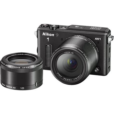 nikon  aw mirrorless digital camera   mm
