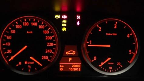 bmw stop start fault bmw e60 530d winter cold start