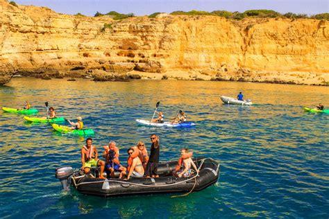 vilamoura catamaran boat trips vilamoura cave tour to gal 233 seabookings