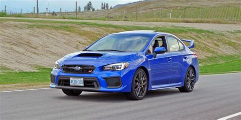 New Subaru Wrx Sti 2018 by Drive 2018 Subaru Wrx And Wrx Sti Driving