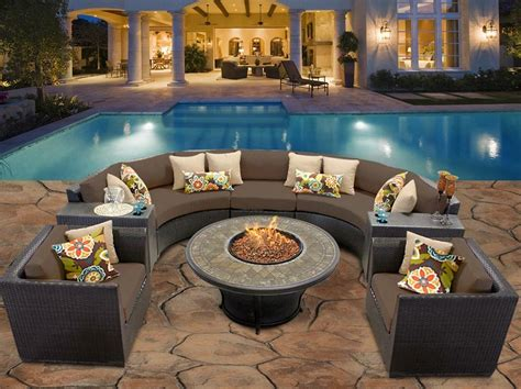 firepit seating cool pit seating pit design ideas