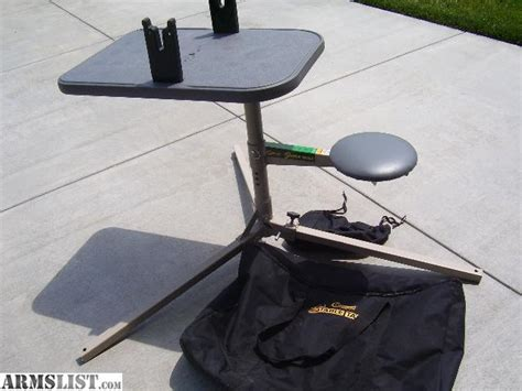 shooting tables for sale armslist for sale shooting table