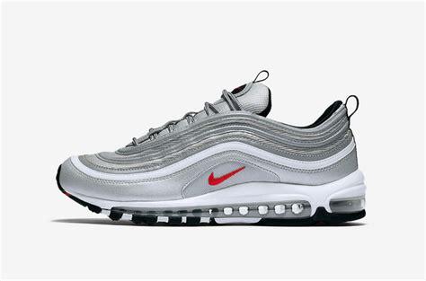 Nike Air Max 97 Silver Bullets nike air max 97 og silver bullet sneakerb0b releases