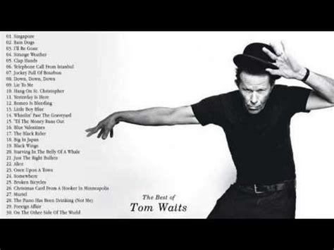 best of tom waits 17 best images about tom waits on tom waits