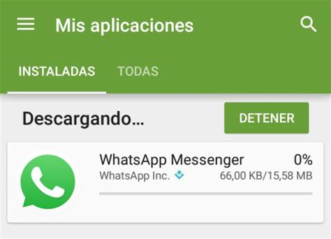 Play Store Whatsapp Descargar Wasap Para Android Gratis Artescritorio
