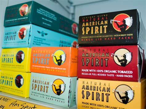 american spirit colors american spirit cigarettes colors