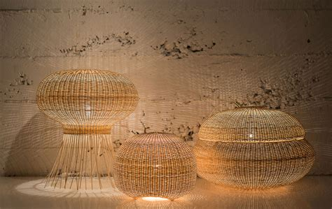 Wicker Ls From Made In Mimbre Wicker Lights