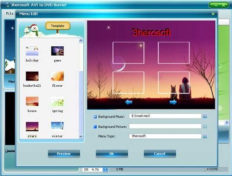 video dvd burner free download full version download 3herosoft avi to dvd burner v4 2 8 0510