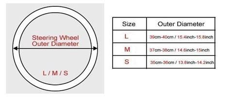 perforated diy steering wheel cover for cars semi trucks