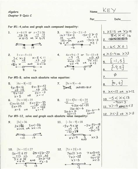 Practice 5 4 Factoring Quadratic Expressions Worksheet