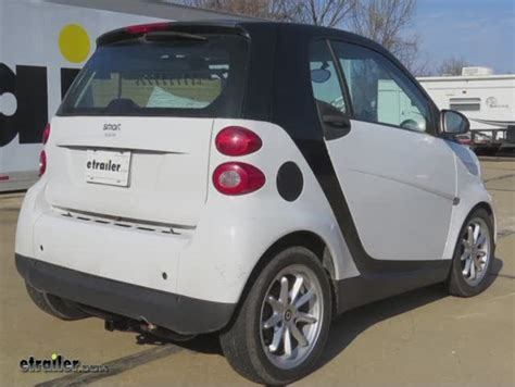 2009 smart fortwo trailer hitch curt