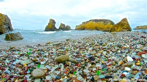 beach of glass the best sea glass beaches in the united states
