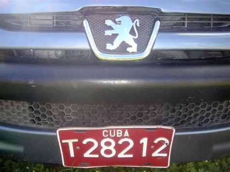 peugeot cuba cuba day cinco sunday crazy leo