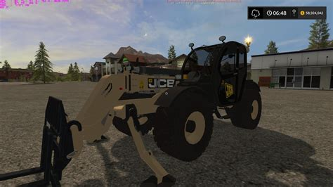 Ls From The 70s by Army Jcb 536 70 V1 0 For Ls 17 Farming Simulator 2017