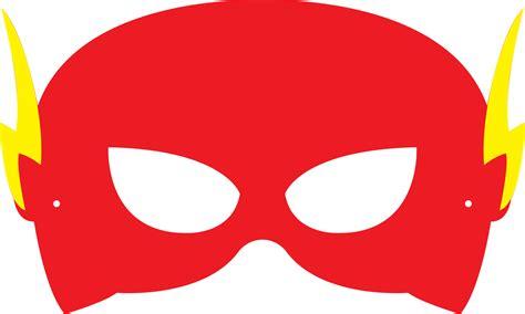 Printable Flash Mask Template   coscave