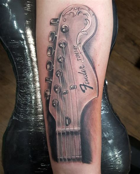 tattoo guitar neck 1000 images about guitar tattoos on pinterest tattoo