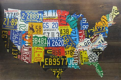 usa map license plates hooniverse asks do you or your state s plates
