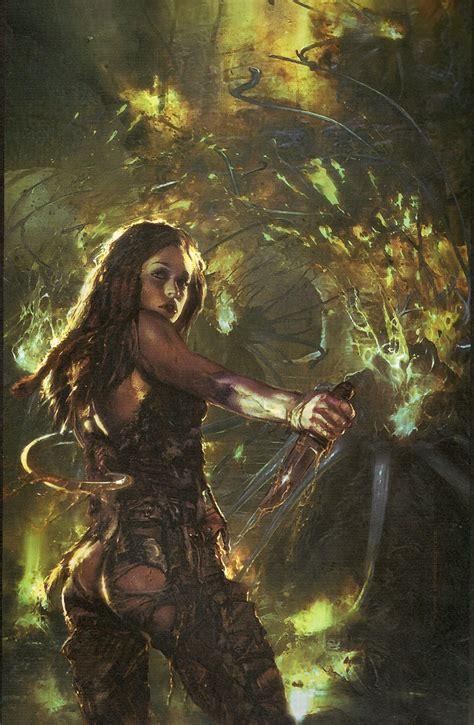 the fantasy art of fantasyart