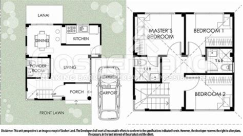 100 Sq Ft House Plans | 100 square meters house plan 100 square foot house plans