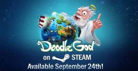 doodle god logo doodle god announced for steam and xbox one new teaser