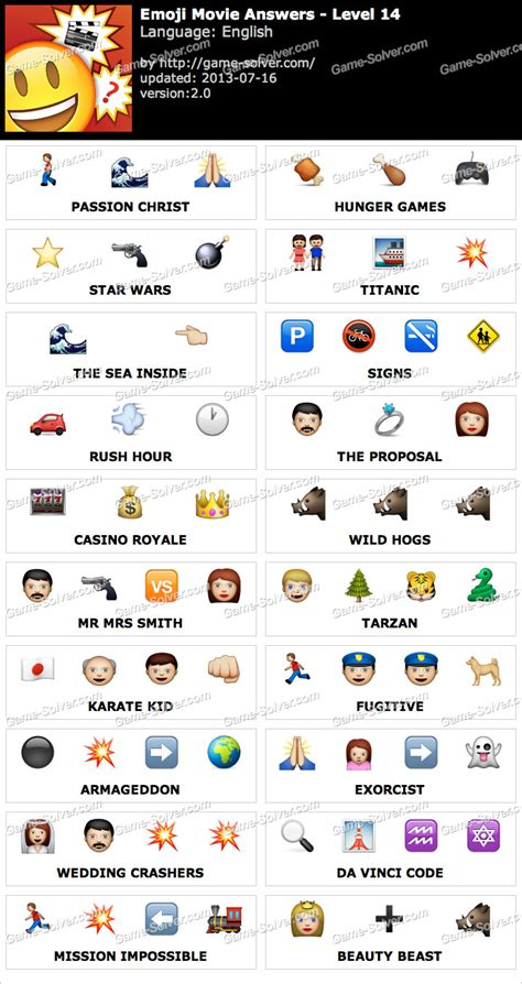 film emoji quiz level 220 guess the emoji emoji pops answer level 9 10 11 12