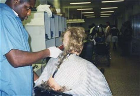 prison shaving hair and selling it timeline 1972 a history of corrections in florida