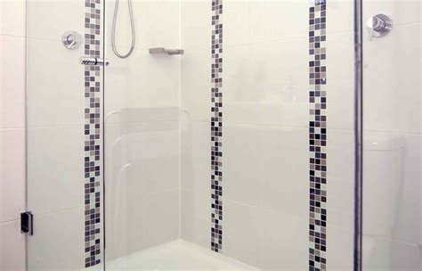 mosaic bathroom border tiles shower tile designs glass mosaics shower mosaic border jk