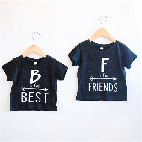 Friends T Shirt gift guide handmade gifts for siblings