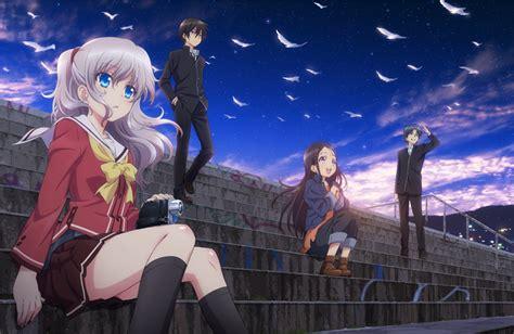 film anime charlotte review charlotte anime moonlight knight