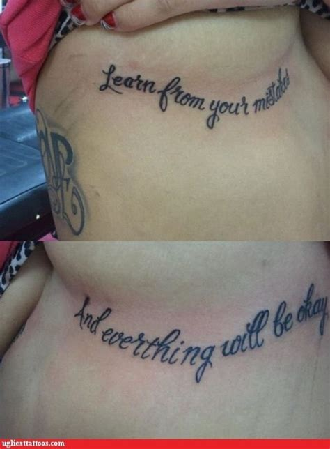 tattoo quotes for under the breast underboob tattoo quotes quotesgram