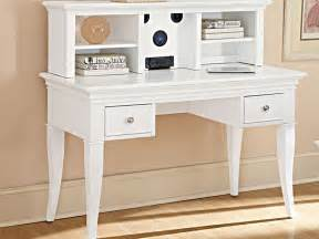 White Writing Desk With Hutch White Writing Desk With Hutch Home Design Ideas