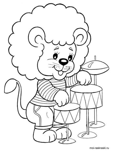 Coloring Pages For 5 6 7 Year Old Girls Free Printable