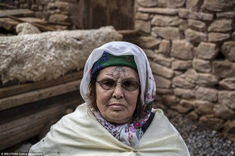 tattoo in islam punishment pain of algeria s tattooed old ladies who were forced to