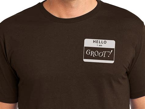 week quot i am groot quot t shirt