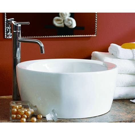 bathroom countertops for vessel sinks round porcelain ceramic countertop bathroom vessel sink
